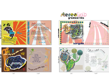 CD Re-Design Project