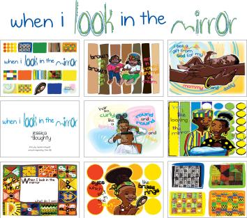 Children's Book Re-Design